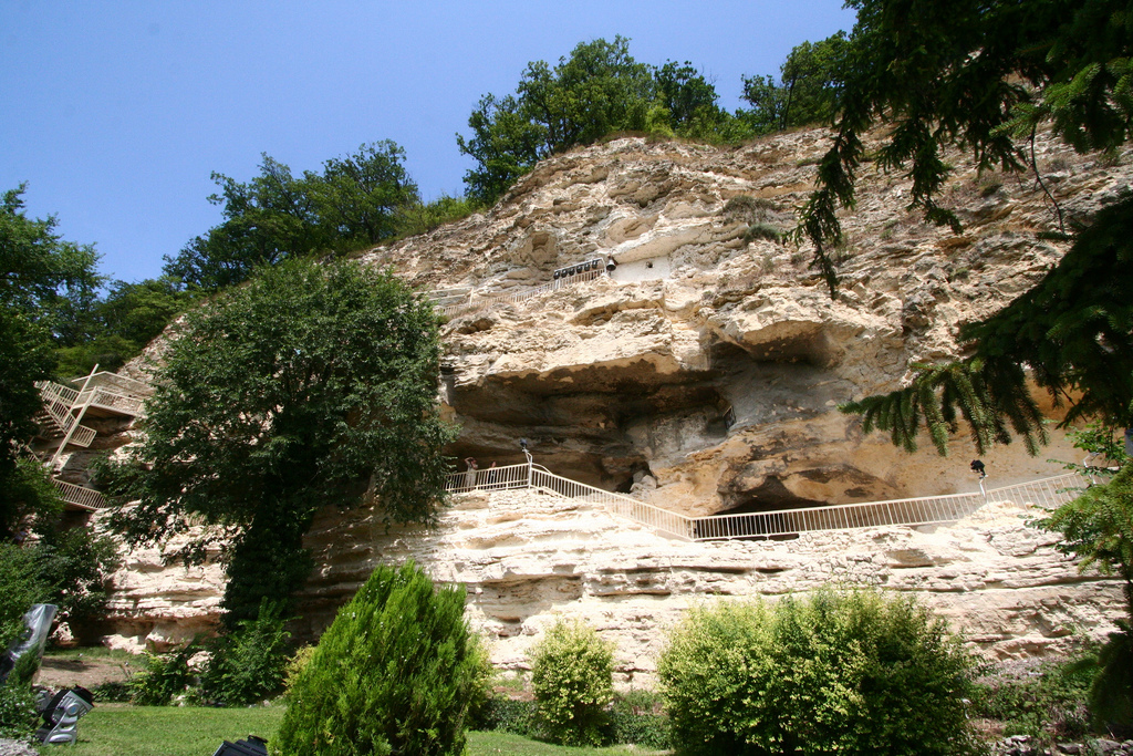 Monasterio de Aladzha - 1